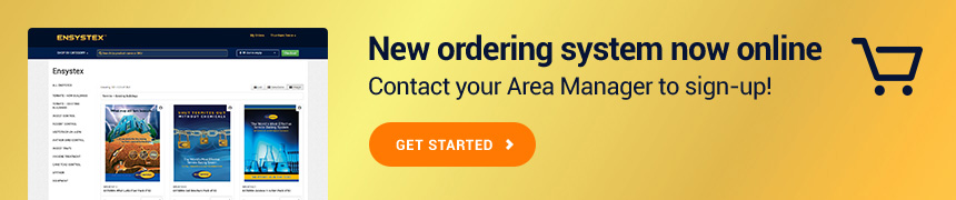 New ordering system now online. Contact your Area Manager to sign-up! Get Started.
